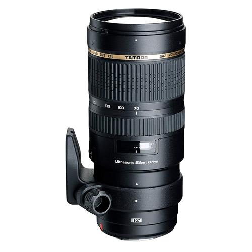 タムロン SP 70-200mm F/2.8 Di VC USD Model:A009N ニコン用 (モーター内蔵) 大口径望遠ズームレンズ