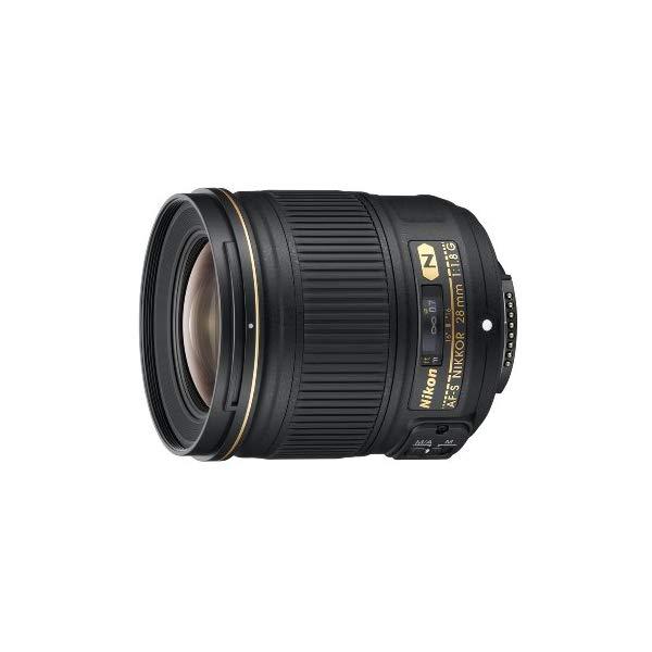 Nikon 単焦点レンズ AF-S NIKKOR 28mm f/1.8G