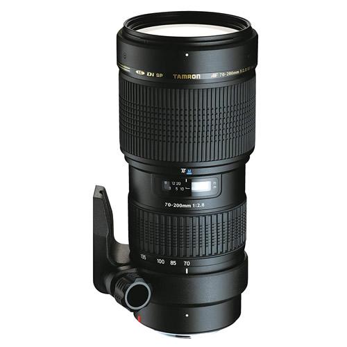TAMRON タムロン SP AF70-200mm F/2.8 Di LD [IF] MACRO キャノン用 Model:A001E