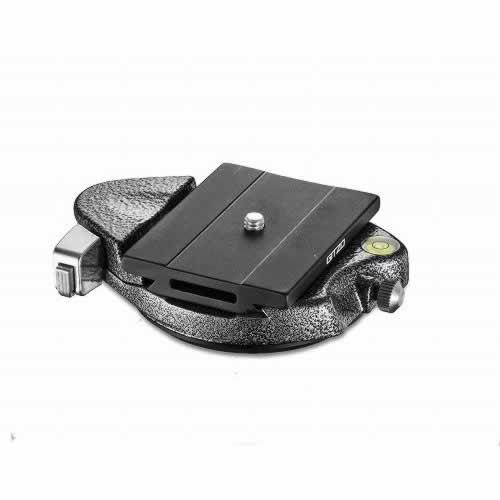 (メーカー直送)(代引不可) GITZO (ジッツオ) クイックリリースアダプター5型D 【GS5760D】 (ラッピング不可)