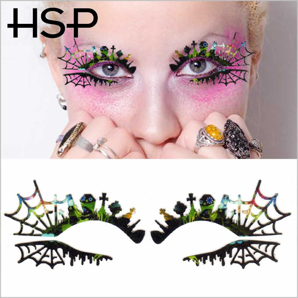 homesliceproductions: eyeshadow tatu sheer makeup seal halloween