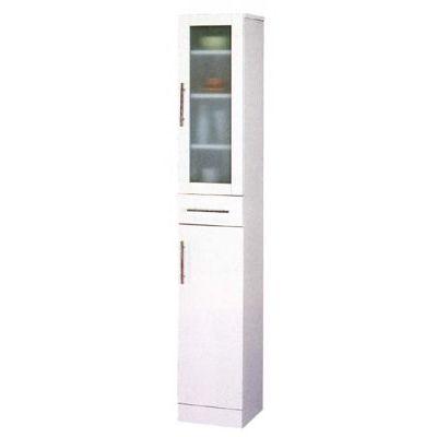 カトレア食器棚30-180 ホワイト 送料無料
