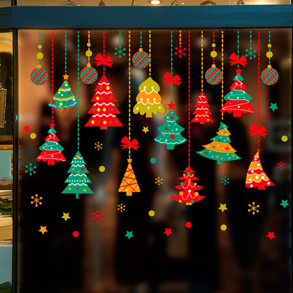 楽天市場 ウォールステッカー クリスマス サンタ 壁紙シール