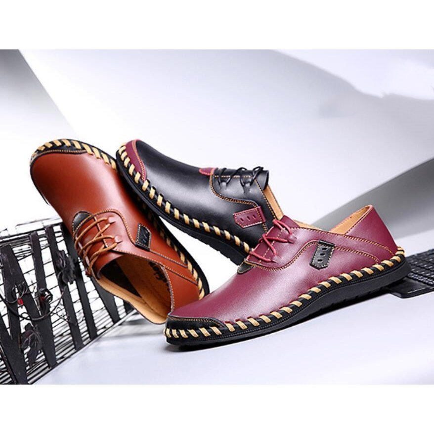 ビジネスシューズ メンズ NEW 新生活 カジュアルシューズ 革靴 手作り レースアップシューズ ワークブーツ 通勤用 ファッションスニーカー ローカット