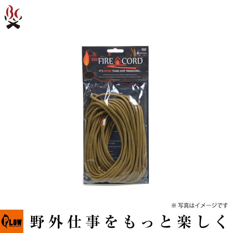 Live Fire Gear 550 Fire Cord コヨーテブラウン1000ft