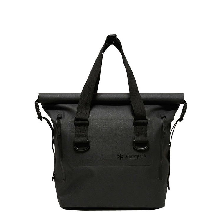 スノーピーク snowpeak Dry Tote Bag(M) Black 【UG-420BK】