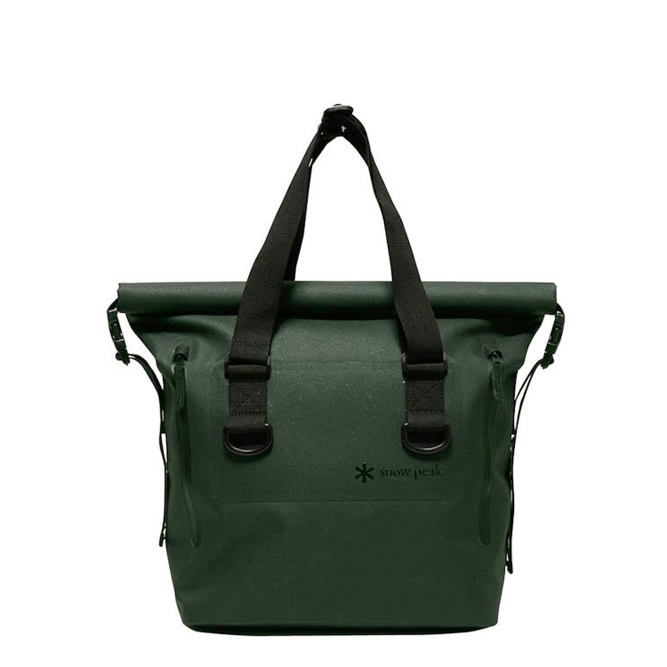 スノーピーク snowpeak Dry Tote Bag(M) Olive 【UG-420OL】