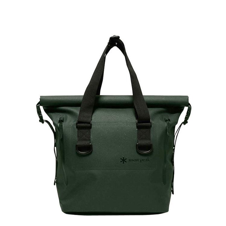 スノーピーク snowpeak Dry Tote Bag(L) Olive 【UG-421OL】