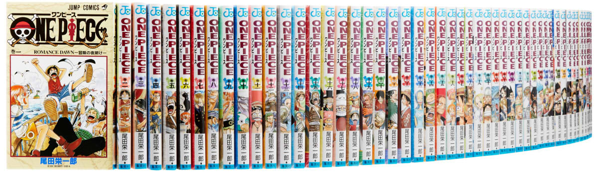 ONE PIECE(ワンピース)1-86巻セット /尾田栄一郎/〈コミック〉【中古】afb