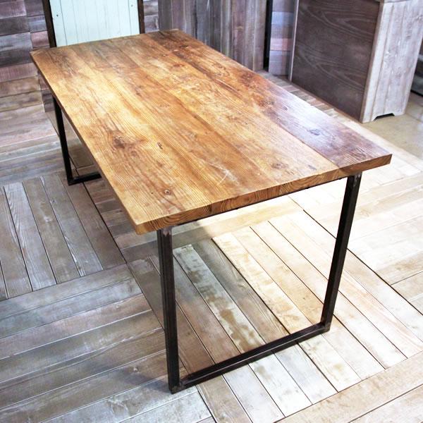 R(アール)シリーズ ダイニングテーブル R092 四角脚ダイニングテーブル