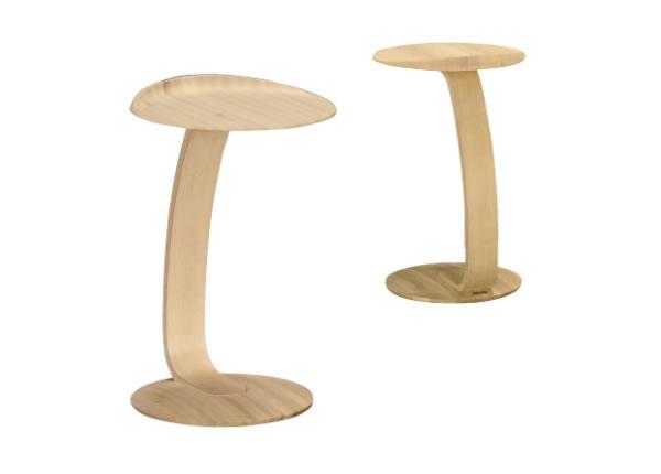 カリモク サイドテーブル TU0102