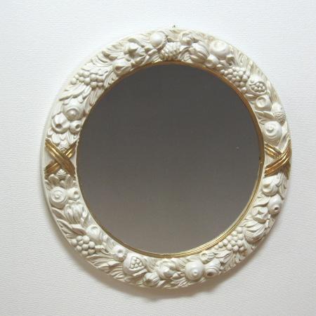 鏡 壁掛け イタリア製 ゴージャスミラー 壁掛け鏡(壁掛けミラー/ウォールミラー)