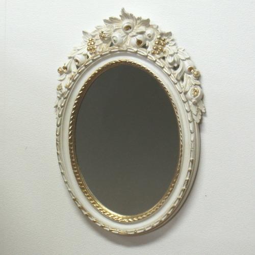 鏡 壁掛け アンティークミラー C49602 P05Dec15 壁掛け鏡(壁掛けミラー/ウォールミラー)