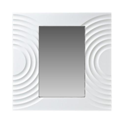 鏡 壁掛け 2スクロール ウォールミラー 壁掛け鏡(壁掛けミラー/ウォールミラー)