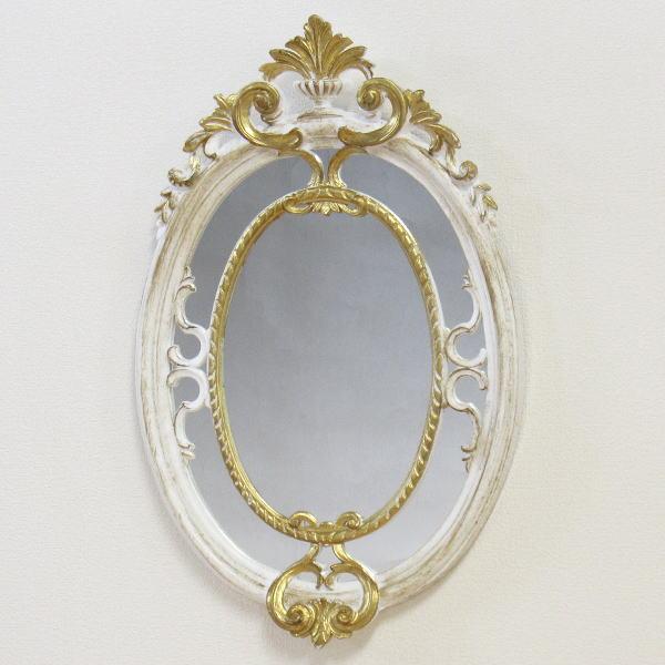 鏡 壁掛け イタリア製 『C457 SPBO』 壁掛け鏡(壁掛けミラー/ウォールミラー)