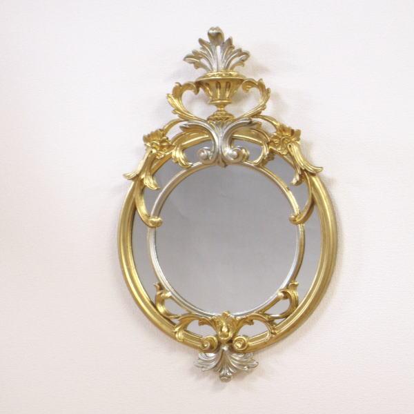 鏡 壁掛け イタリア製 C490GS 壁掛け鏡(壁掛けミラー/ウォールミラー)