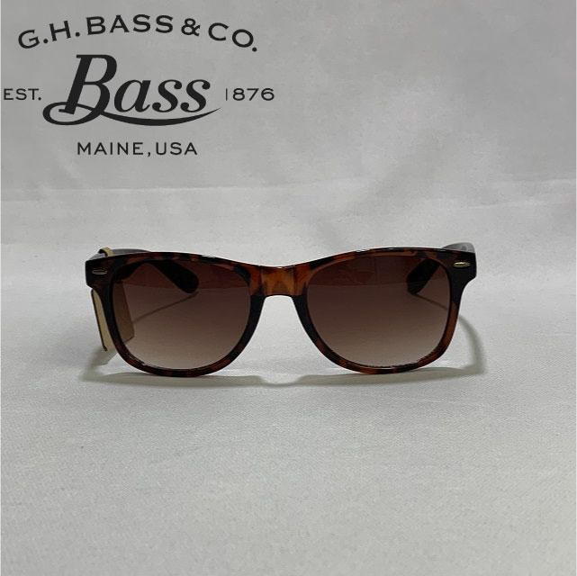 G.H.Basscoのサングラスが入荷しました 送料無料 あす楽対応 G.H.BasscoEYE WEARMod6530ジーエイチバスサングラス アイウエア正規店購入 品質保証