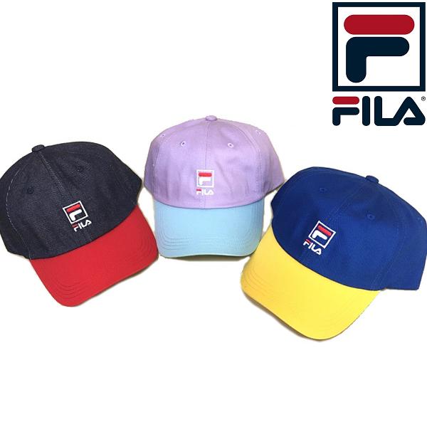 FILA フィラ ヘリテージ キャップ 男女兼用 ユニセックス 帽子 情熱セール メーカー直送