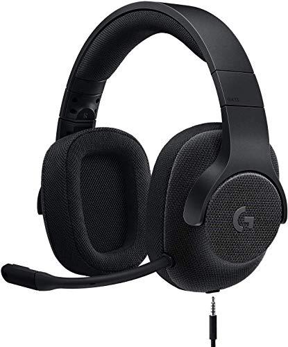 長時間プレイ向けで260gの軽さ Dolby搭載の大迫力音質 レビュー特典あり ロジクールゲーミングヘッドセット G433bk ノイズキャンセリング ヘッドホン 返品交換不可 買物 swich 有線 ps4 黒 ブラック ps5 Logicool