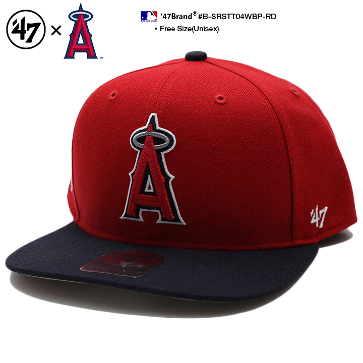 eaff585c0 Fashion men gap Dis snapback gift of Los Angeles Angels cap hat forty seven  brand 47BRAND Los Angeles Angels major leagues CAP MLB embroidery USA ...