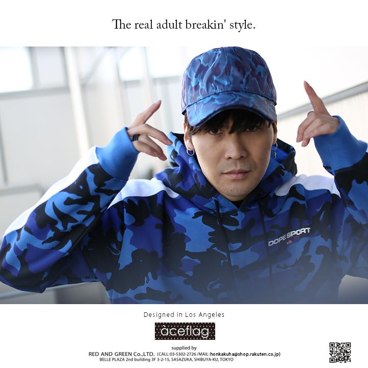 dce18acab Fashion men gap Dis low cap ace flag ACEFLAG CAP hat ball cap nylon  gradation camouflage pattern plain fabric whole pattern American casual  mode ...