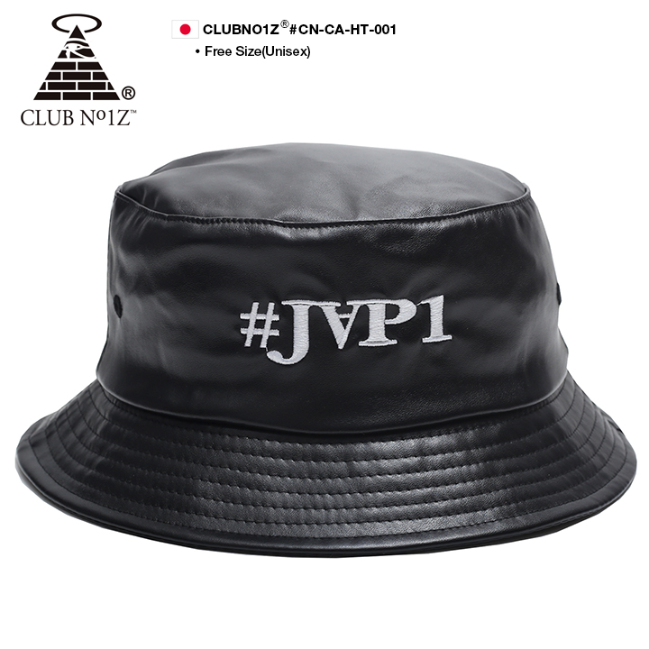b series hip hop street of fashion mens ladies Hat bucket Hat CLUB NO1Z and  Club noise «JAP1 BUCKET HAT» men and women and for Matt Black synthetic  leather ... 9d1edf2b234