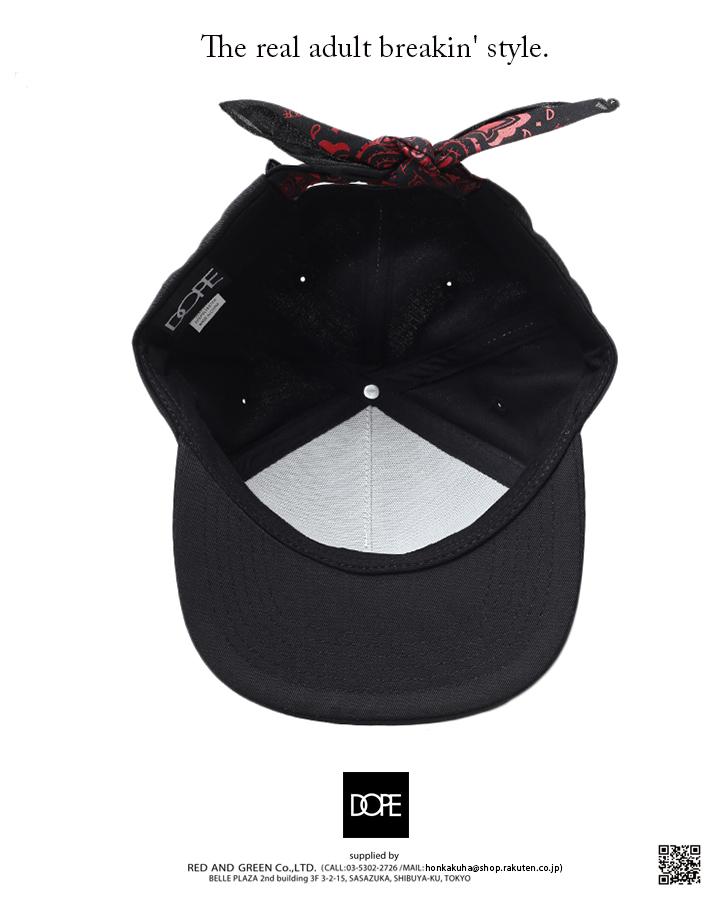b0a0b92e696 b of hip-hop street of fashion mens hats  MOB  DOPE dope CAP Snapback Cap  old English logo Paisley design bandanna F size black Woodland Camo genuine  ...