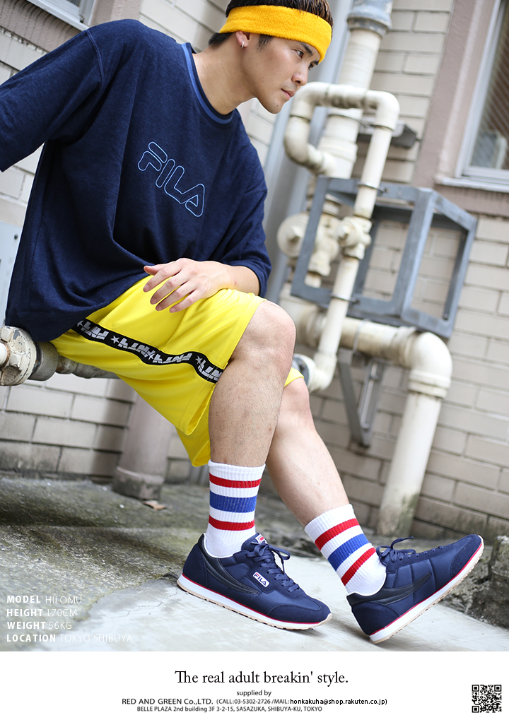 Hip-hop street system sports fashion in the Fila FILA sneakers  low-frequency cut men shoes shoes 80s of masterpiece oriental jogger  reproduction dark