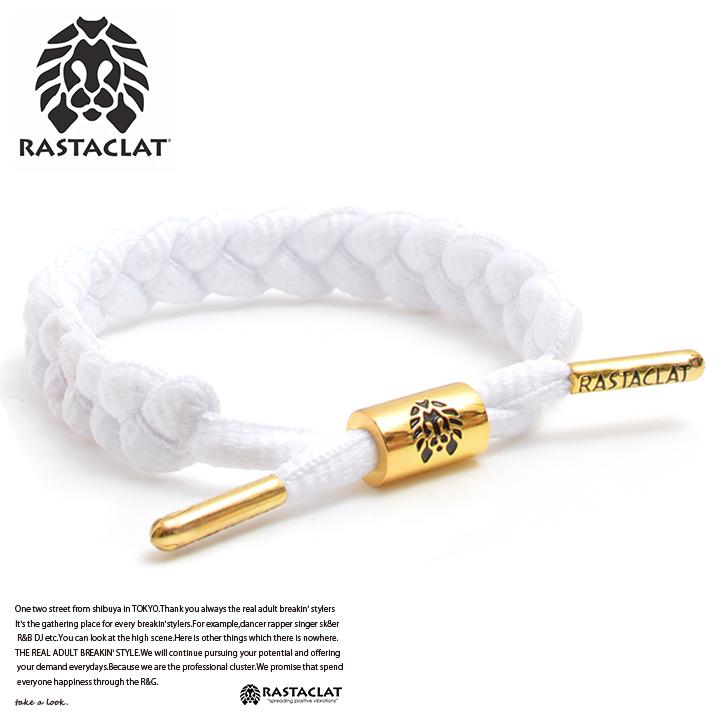 Rastaclat Gold Bracelet