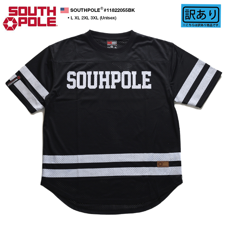 huge discount ee86b d7b07 Fashion number line reshuffling big silhouette 11822055BK where a hip-hop  street system fashion brand of size b which south pole SOUTH POLE football  ...