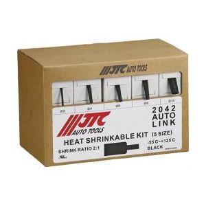 ●ポイント7.5倍●【JTC】熱収縮チューブ 5箱入り JTC2042 配線コード・配線チューブ [05]