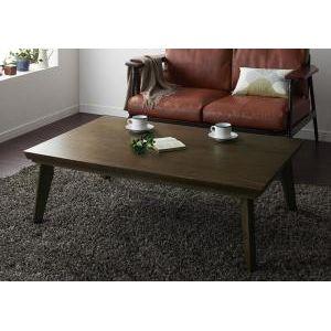 ●ポイント7倍●オールドウッド ヴィンテージデザインこたつテーブル【WYTHE】ワイス/長方形(120×80)[00]