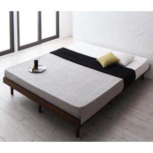 ●ポイント4.5倍●デザインすのこベッド Resty リスティー プレミアムボンネルコイルマットレス付き フルレイアウト クイーン(Q×1) フレーム幅160[L][00]