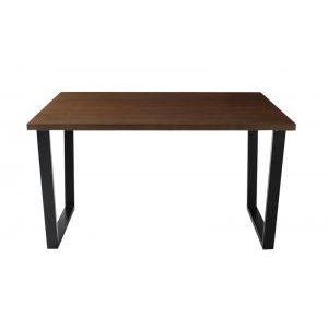 ●ポイント5倍●天然木ウォールナットモダンデザインダイニング 【Wyrd】ヴィールド/テーブル(W120) [00]