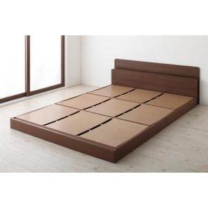 ●ポイント4.5倍●親子で寝られる棚・コンセント付き安全連結ベッド Familiebe ファミリーベ ベッドフレームのみ ダブル[4D][00]