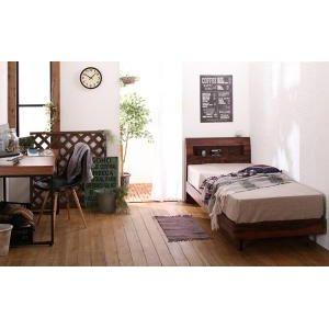 高品質 ポイント増量中 ポイント4.5倍 棚 35%OFF コンセント付きデザインすのこベッド Rachel セミシングル レイチェル スタンダードボンネルコイルマットレス付き 00