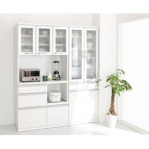 ●ポイント4.5倍●開梱サービスなし 奥行41cmの薄型モダンデザインキッチン収納 Sfida スフィーダ 食器棚+キッチンボードセット 幅60+90[4D][00]