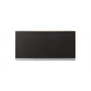 ●ポイント4.5倍●開梱設置付 奥行41cmの薄型モダンデザインキッチン収納 Sfida スフィーダ 上棚 幅90[4D][00]
