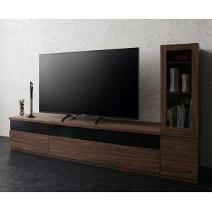 ●ポイント5倍●キャビネットが選べるテレビボードシリーズ add9 アドナイン 2点セット(テレビボード+キャビネット) ガラス扉 W180[L][00]