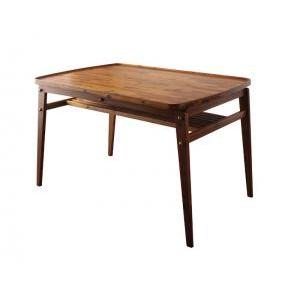 ●ポイント7倍●天然木モダンデザインダイニング alchemy アルケミー ダイニングテーブル W120[4D][00]