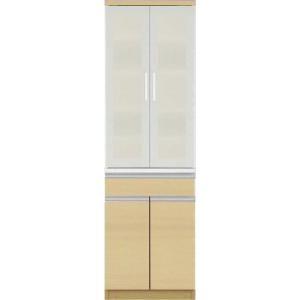 ●ポイント5倍●大型レンジ対応 清潔感のある印象が特徴のキッチンボード Ethica エチカ ダイニングボード 高さ193[4D][00]