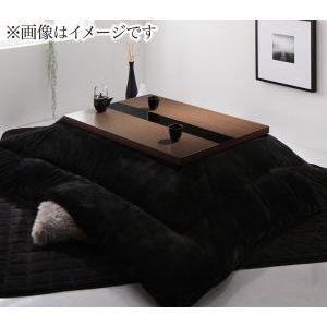 ●ポイント7倍●3段階で高さが変えられる アーバンモダンデザイン高さ調整こたつテーブル LOULE ローレ 4尺長方形(80×120cm)[00]