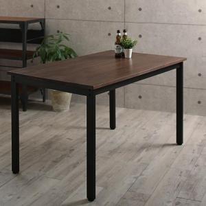 ●ポイント5.5倍●天然木パイン無垢材ヴィンテージデザインダイニング Wirk ウィルク ダイニングテーブル W120[1D][00]