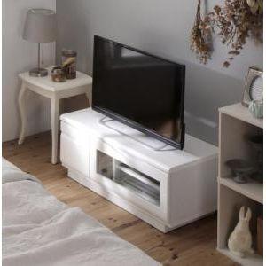 ●ポイント6.5倍●完成品シンプルデザインテレビボード Dotch ドッチ 幅90[4D][00]