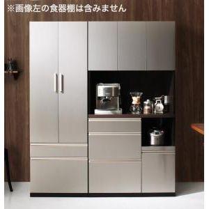 ●ポイント5倍●日本製完成品 奥行40cm スタイリッシュキッチン収納シリーズ キッチンボード[4D][00]