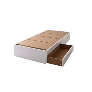 ●ポイント6.5倍●コンパクト収納ベッド CS コンパクトスモール ベッドフレームのみ セミシングル ショート丈[00]