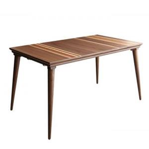 ●ポイント5倍●布団のいらない天然木ミックスデザインダイニングこたつ Mildia ミルディア ダイニングこたつテーブル W135[1D][00]