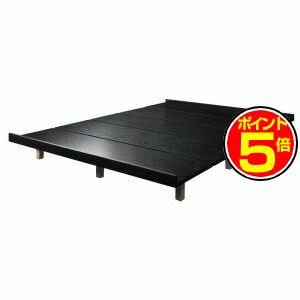 ●ポイント5倍●頑丈デザインすのこベッド T-BOARD ティーボード ベッドフレームのみ シングル[00]