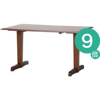 ●ポイント9倍●ウ゛ィンテージ ダイニングテーブル BR 【代引不可】 [09]