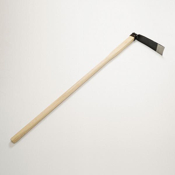 日本製 汎用品 セール開催中最短即日発送 送料B バチ鍬 大型 直営ストア 230mm 竹の子掘り 柄付 たけのこ掘り 筍掘り タケノコ掘り